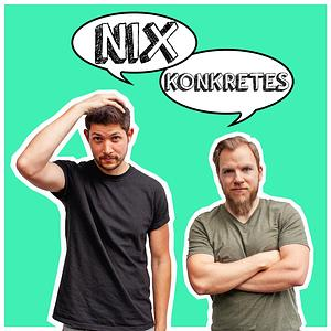 Nix Konkretes Podcast Cover